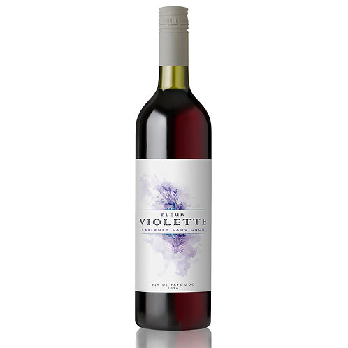 Fleur Violette Cabernet Sauvignon