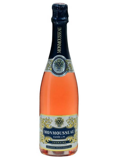 Monmousseau Cuvee Prestige JM Touraine Brut Rose