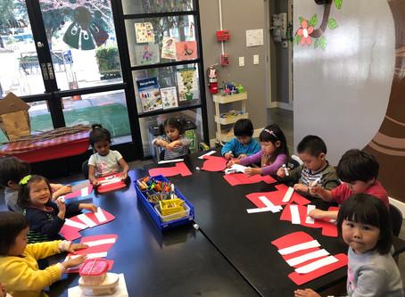 Little STEaMers celebrate Dr. Seuss's Birthday!