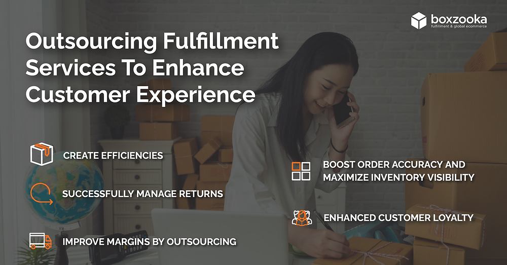 Outsourcing Fulfillment Services To Enhance Customer Experience