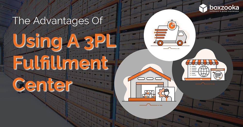 The advantages of using our New Jersey  3PL Fulfillment Center.