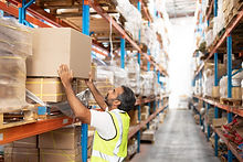Retail & Wholesale Distribution. New Jersey Fulfillment. Order Fulfillment. E-commerce warehouse.