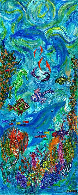 Fish, Yom Chamishi the 5th Day
