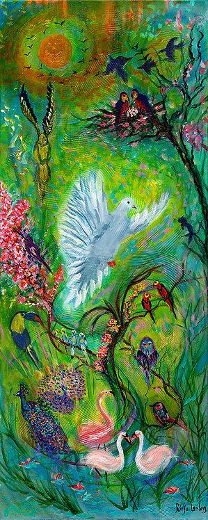 Birds -Yom Chamishi, Day 5