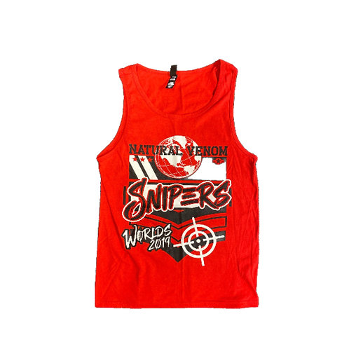Snipers 2019 Worlds Tank