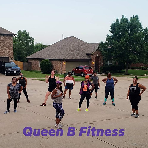 Cardio Line Dance Fitness