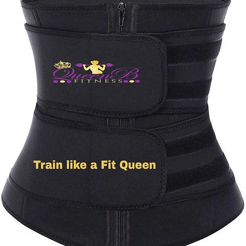 Hourglass Double Belt Waist Trainer