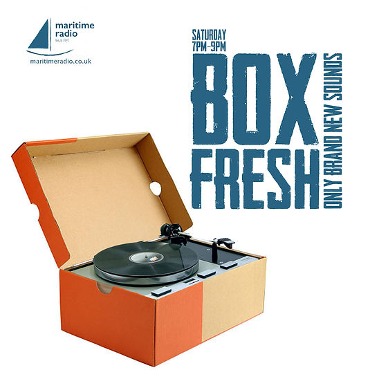 'Box Fresh' Only Brand New Sounds