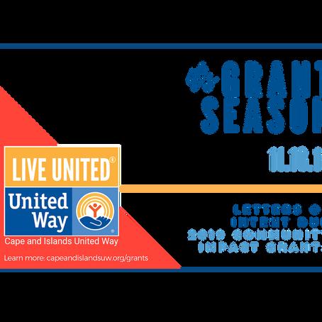 It's Grant Season!