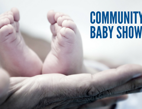 Community Baby Shower Serves New and Expectant Moms