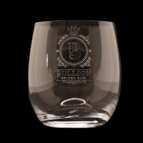 Bullion 14oz Diamond Engraved Tumbler
