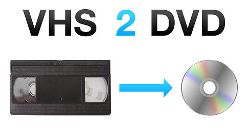 Vhs to DVD transfer