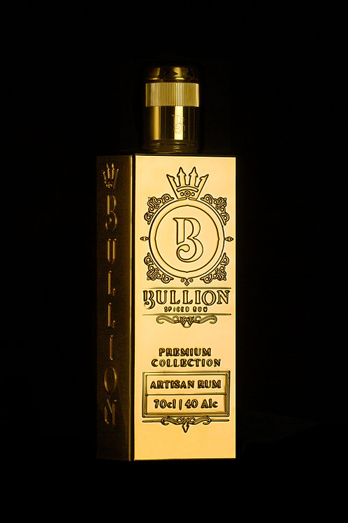 Bullion Rum Gold Edition 70cl 40% alc