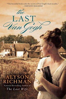 The Last Van Gogh Alyson Richman