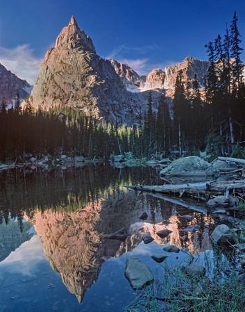 Lone Eagle Peak, Colorado