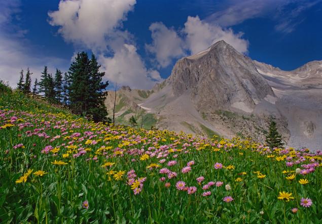 Snowmass Peak, Colorado