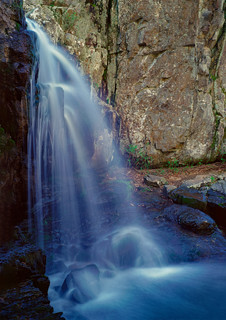 Upper Falls on Doyle's River, Virginia Triptych #3