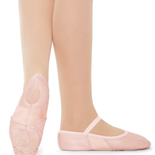 Pink Ballet Shoes (youth & adult)