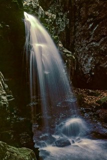 Upper Falls on Doyle's River, Virginia Triptych #2