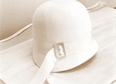 Bridal Classic Cloche