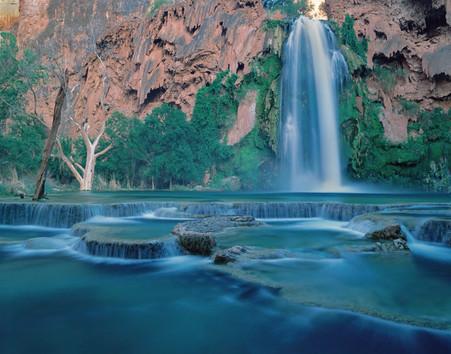 Havasu Falls Duo: Arizona