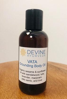 Devine Ayurveda Body Oil: VATA