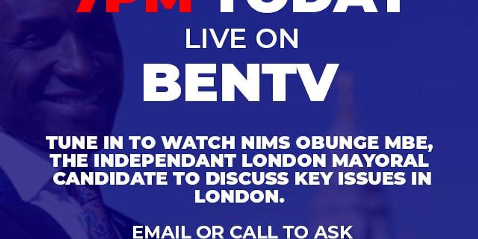NIMS on BEN TV