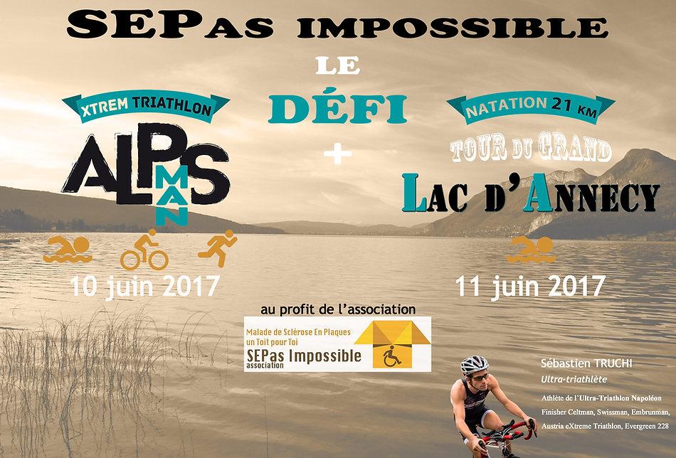 Affiche SEPas Impossible Le Défi