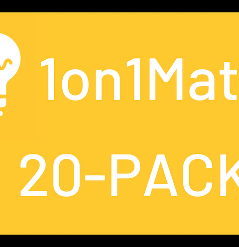 Special Offer - First 20-Pack