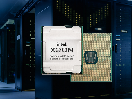 HPE презентовала серверы ProLiant Gen10 Plus на базе процессоров Intel Xeon Scalable 3-го поколения