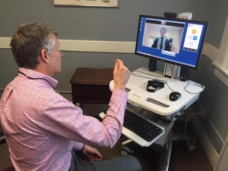 Развитие телездравоохранения на основе передовых технологий