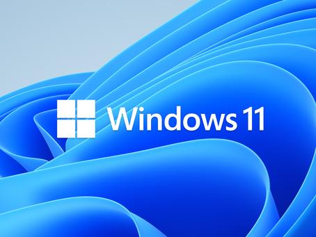 Работаем и учимся с Windows 11!