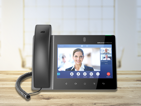 Умный IP-видеотелефон GXV3380 от Grandstream теперь совместим с Cisco BroadWorks