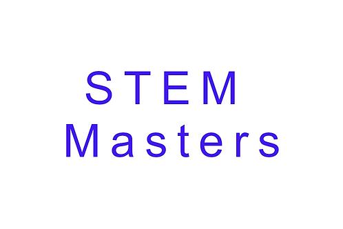 STEM Masters (1st Year+)