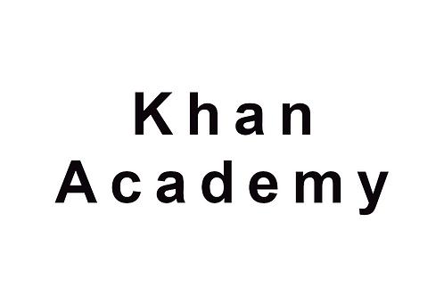 Khan Academy (Age 8 - 12)