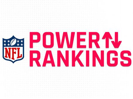 SDN's NFL Power Rankings - Week 4