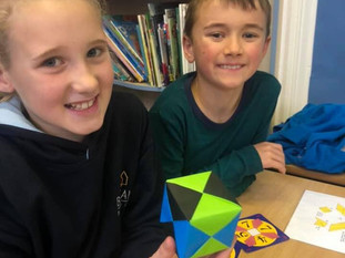 'Able Maths Day' champions