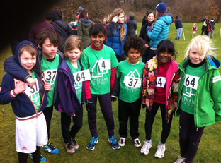 Cross Country Relays
