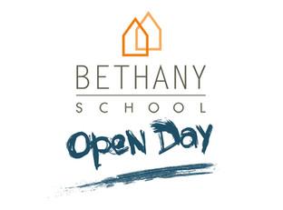 NEXT BETHANY SCHOOL OPEN MORNING