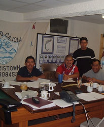 Immigration office centers within Guatemala.