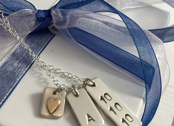 Precious moments necklace