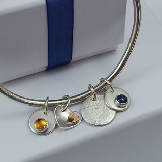 Holkham beach bangle