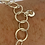 Thumbnail: Busy bee chain bracelet