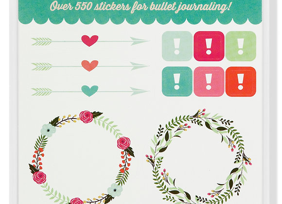Planner Stickers Dotted