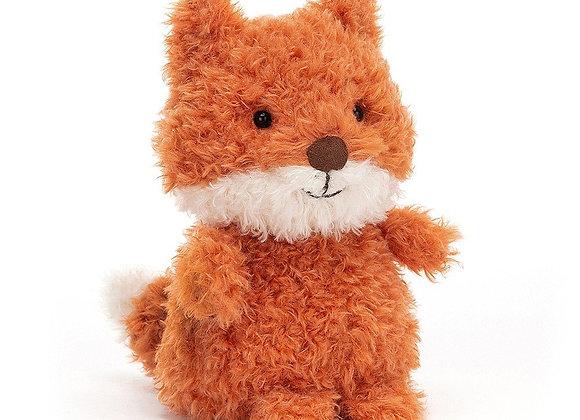 Little Fox Plush Toy