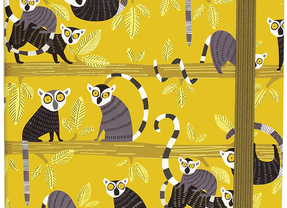 Mid Journal Lemur Palooza