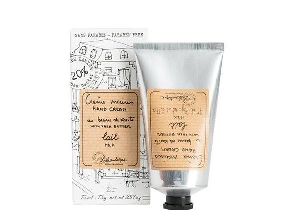 Milk White Boxed Hand Cream