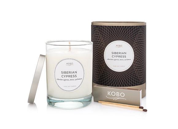 Siberian Cypress Kobo Filament Series Candle