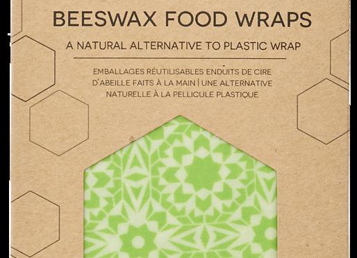 "Casserole 18x13"" Beeswax Single Wrap"