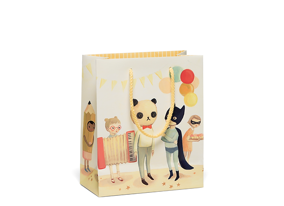 Costume Party Small Gift Bag